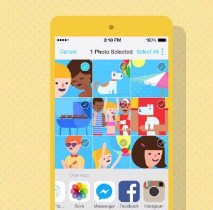 Facebook launcht neue App (Moments) nicht in Europa