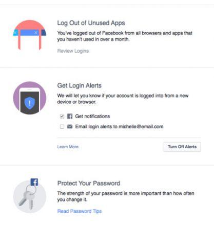 Die neuen Sicherheitsfeatures von Facebook für Android