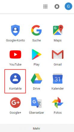 Das Ende der Google Kontakte-Verknüpfung