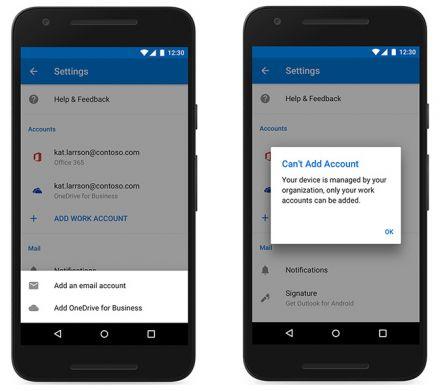 Microsoft Outlook: Neue Business-Funktionen sorgen für mehr Sicherheit bei E-Mails