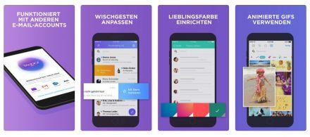 Alles im Überblick mit der Yahoo Mail-App